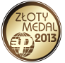 Golden medal on Poznań International Fair 2013