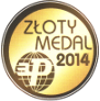 Golden medal on Poznań International Fair 2014 - Consumers' Choice