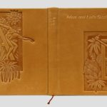 Adam and Eve's Diaries - Mark Twain - collectible books - rare books - unique leather binding