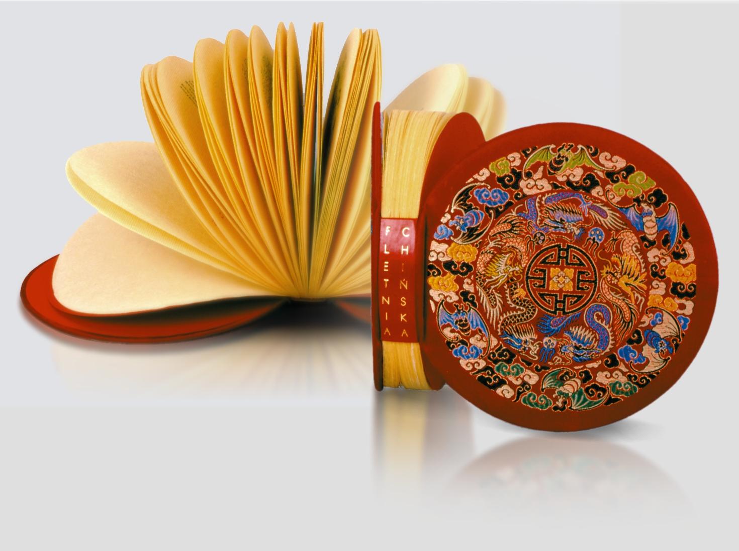 Fletnia chińska książka kolekcjonerska wydanie luksusowe oryginalny prezent poezja chińska