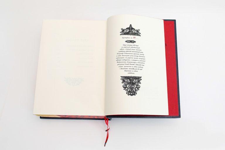 Trylogia kolekcjonerskie wydanie. Kolofon