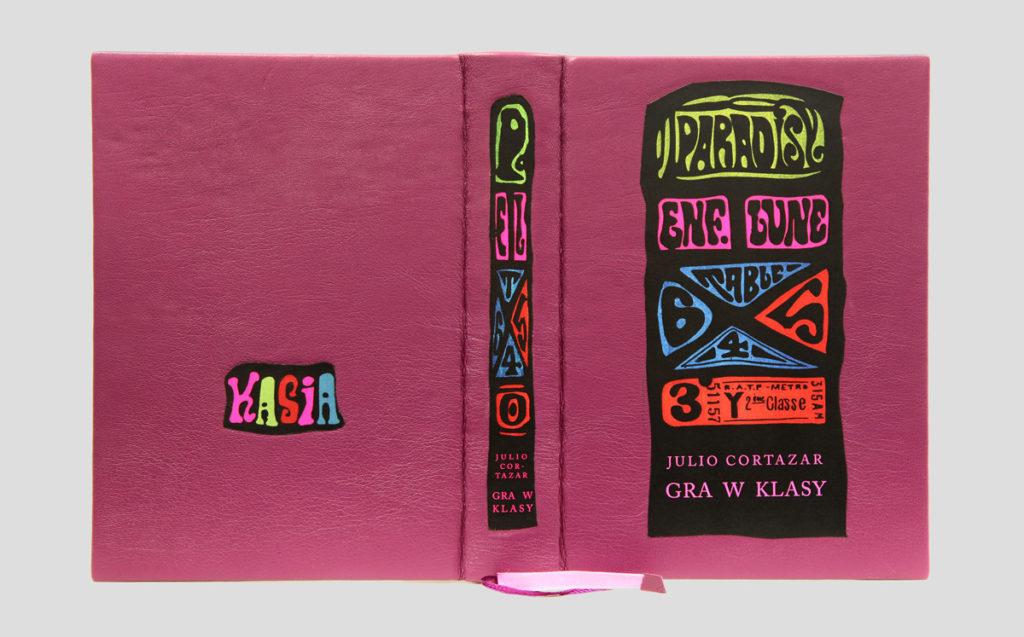 Cortazar Julio - Gra w klasy książka artystyczna