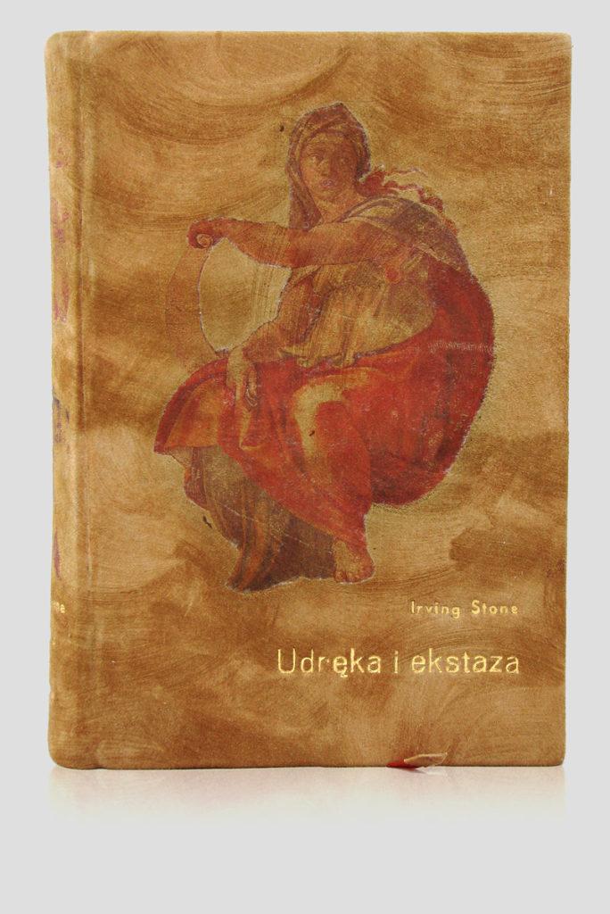 Stone Irving - Udręka i ekstaza - książka artystyczna