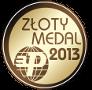 Złoty Medal Międzynarodowych Targów Poznańskich 2013