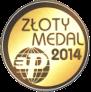 Złoty Medal Międzynarodowych Targów Poznańskich - Wybór konsumentów 2014