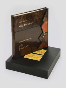 Gibran The Prophet - artistic binding