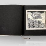 Gibran Prorok z sygnowanymi linorytami na papierze morwowym o 1000-letniej gwarancji