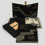 Gibran Prorok , kolekcjonerska edycja z linorytami odciskanymi ręcznie na papierze xuan o 1000-letniej gwarancji