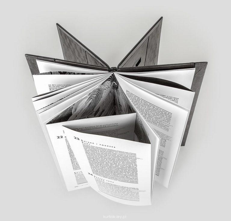 Księga rodzaju - artystyczna książka kolekcjonerska