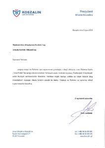 Prezydent Miasta Koszalina