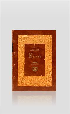 Machiavelli Książę, książka kolekcjonerska, ekskluzywny prezent