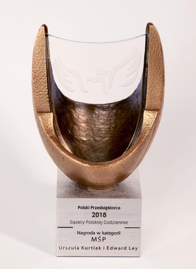 Nagroda Gazety Polskiej 2018