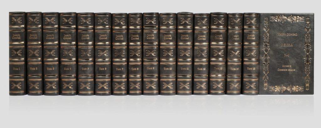 Ekskluzywne książki Conrada Josepha, zbiór dzieł