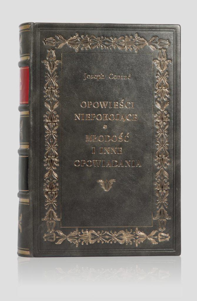 Książka artystyczna Conrada Josepha, Opowieści niepokojące oraz Młodość i inne opowiadania