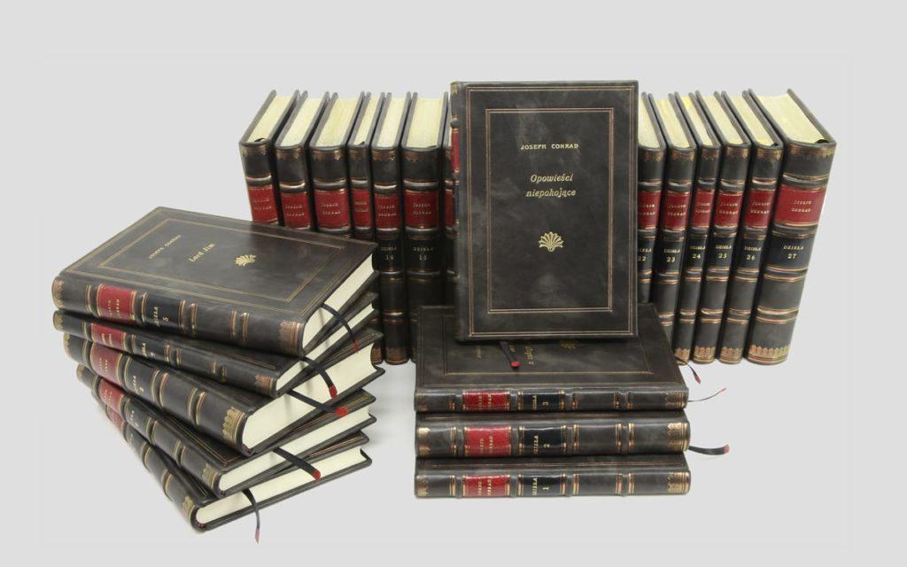 Kolekcja książek Conrada Josepha, zbiór dzieł