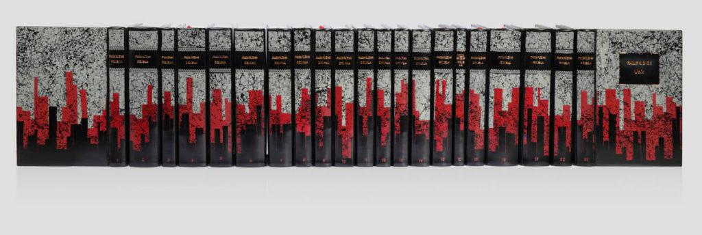 Biblioteka prywatna książek Dicka Philipa K., zbiór dzieł