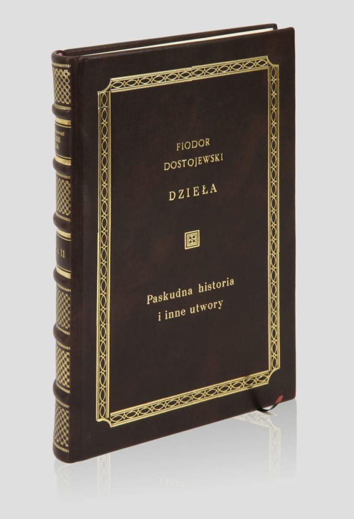 Ekskluzywna książka Dostojewskiego Fiodora, Paskudna historia i inne utwory