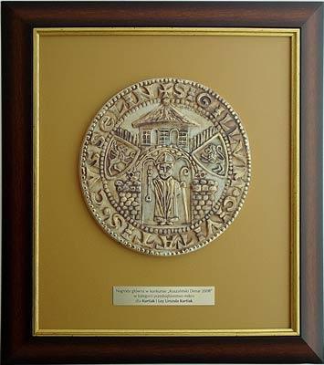 Złoty Denar dla Wydawnictwa Artystycznego Kurtiak i Ley