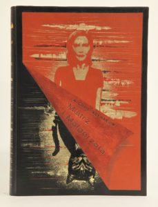 """Bułhakow """"Mistrz i Małgorzata"""" - ekskluzywna książka artystyczna"""