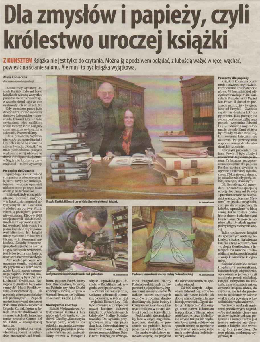 Głos Koszaliński - 18.11.2011
