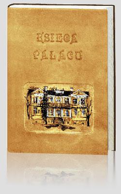 Pamiątkowa księga gości Pałacu w Jabłonnie, artystyczna kronika