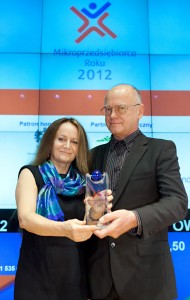 Mikro Przedsiebiorca 2012