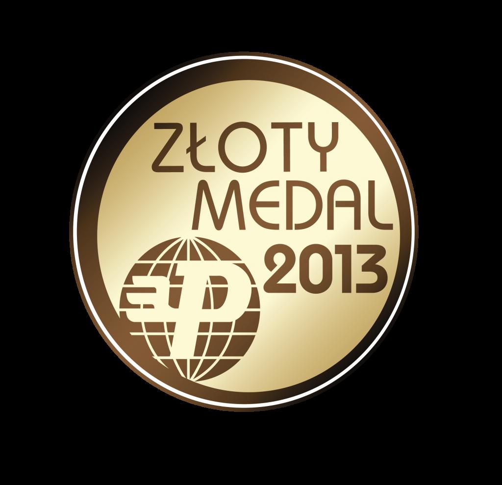 Złoty Medal 2013