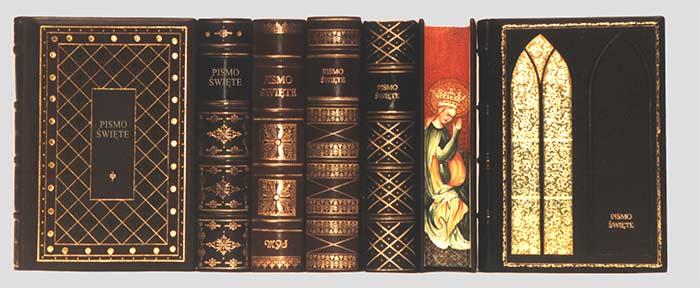 Biblia — Pismo Święte Starego i Nowego Testamentu