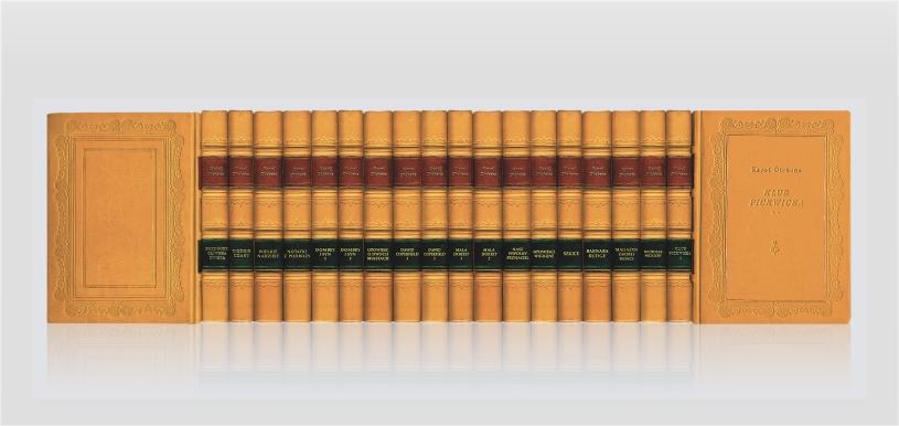 Dickens Karol — David Copperfield i inne dzieła
