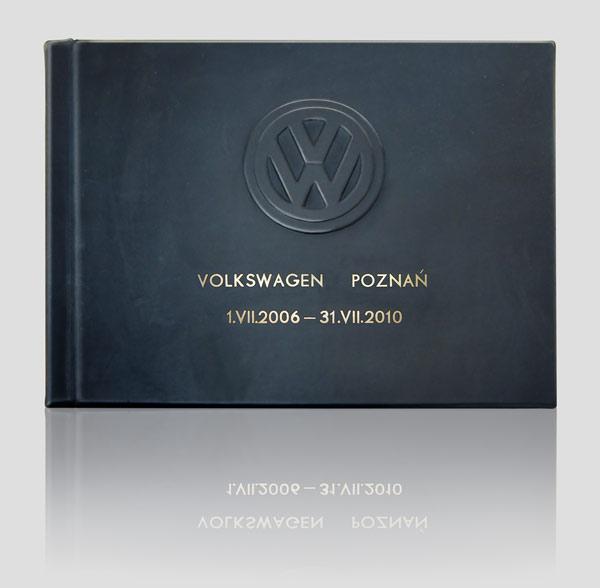 Kronika pamiatkowa Volkswagen Poznań