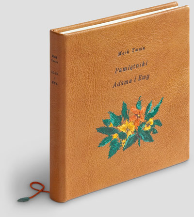"""Mark Twain """"Pamiętniki Adama i Ewy"""""""