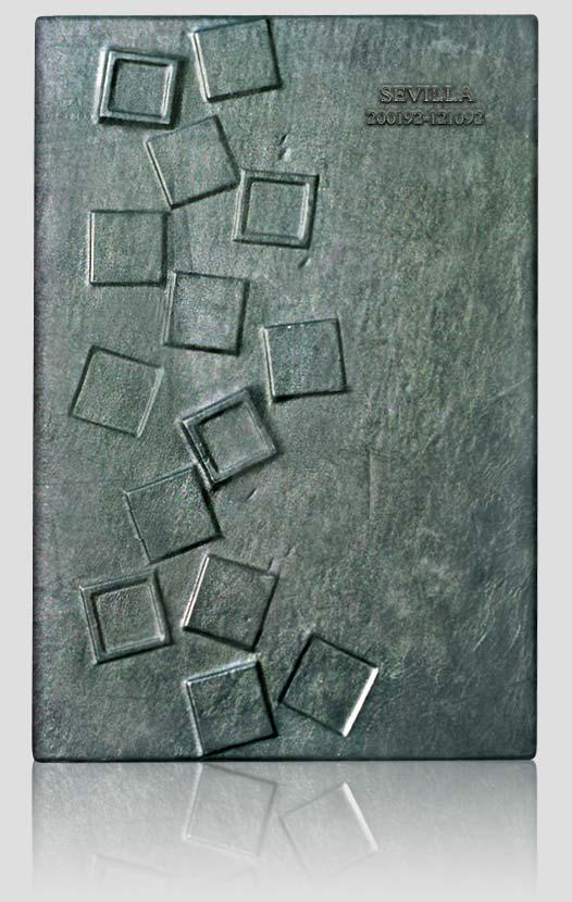 Pamiątkowa księga gości, Sevilla 92, artystyczna kronika