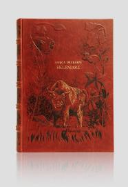 Księga pamiątkowa Drukarni Skleniarz