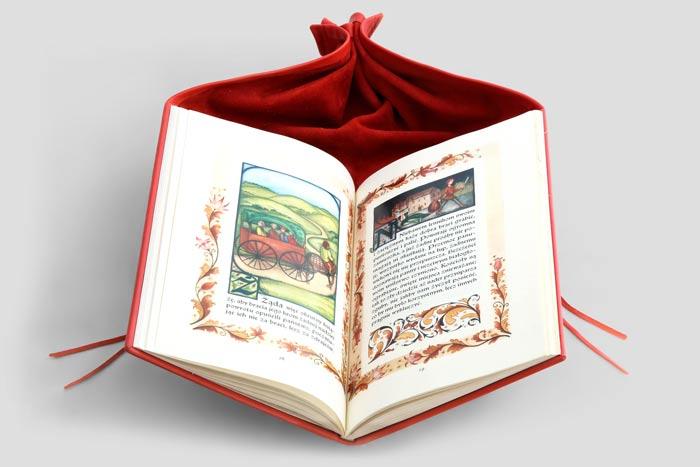 Włostowic Piotr, książka artystyczna, Wydawnictwo i Introligatornia Artystyczna Koszalin